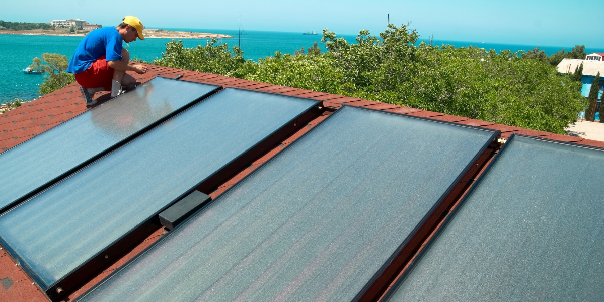 chauffage solaire ssc